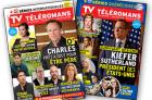 Notre spécial Téléromans et séries internationales: En kiosque maintenant!