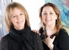 Les métiers de la télé: Chantal Cadieux, auteure et Sylvie Denis, Script-éditrice